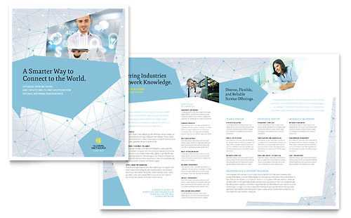 Corporate Brochures Design Services