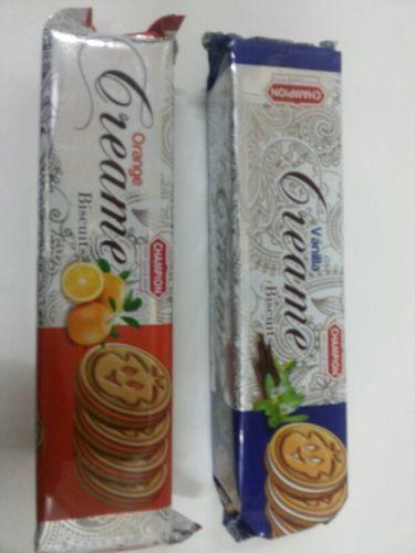 Cream Wafer Biscuits