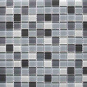 Glass cubes and other glass smallwares, whether or not on a backing, for mosaics or similar decorative purposes