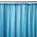 Curtains, incl. drapes, and interior blinds, curtain or bed valances, knitted or crocheted
