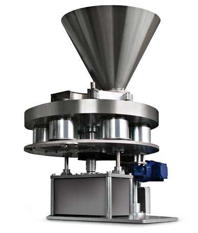 Cup Filler Pouch Packing Machines
