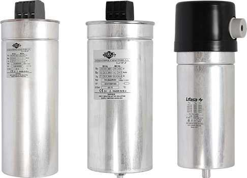 Cylindrical Capacitors
