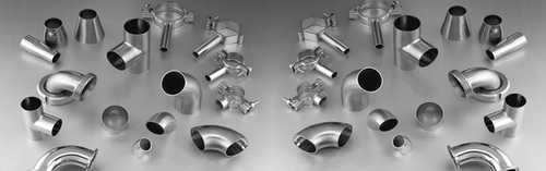 Dairy Pipe And Fittings