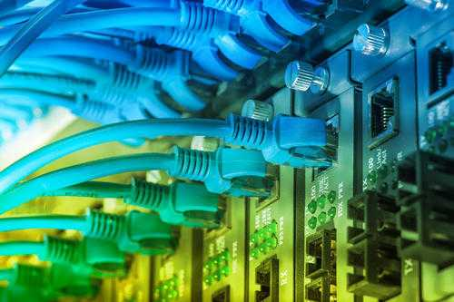 Data Network Cabling