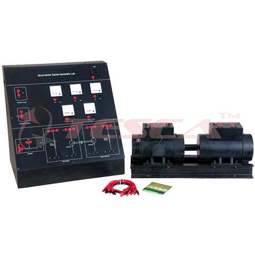 Dc Electrical Motors