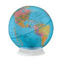 Globes, printed