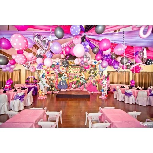 Decorators Services For Birthday Party