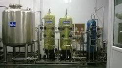 Demineralization Water System