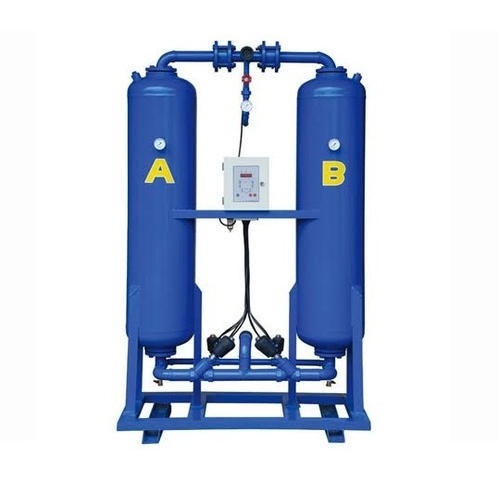 Desiccant Type Air Dryers