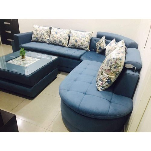 Designer L Shaped Sofa Set