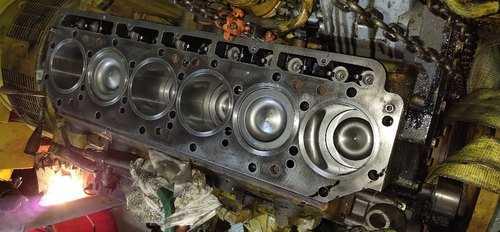 Diesel Engines Repairing Services