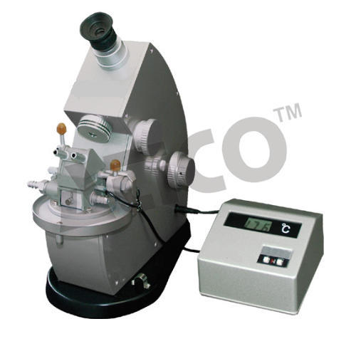 Digital Abbes Refractometer
