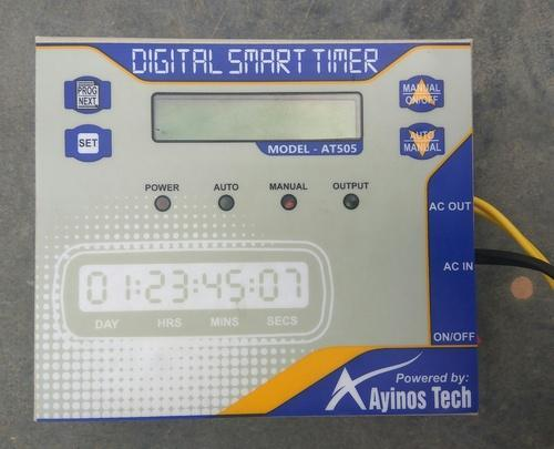 Digital Display Counter