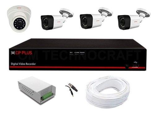 Digital Video Recorder 4 Channel