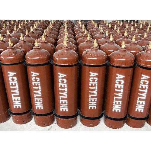 Dissolved Acetylene Cylinder