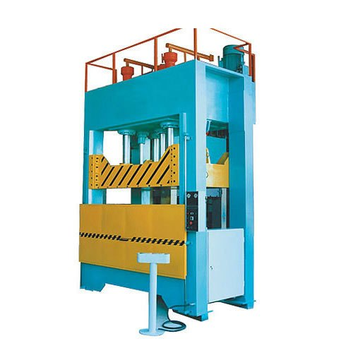 Double Action Deep Draw Hydraulic Press