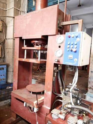 Double Action Hydraulic Deep Draw Press