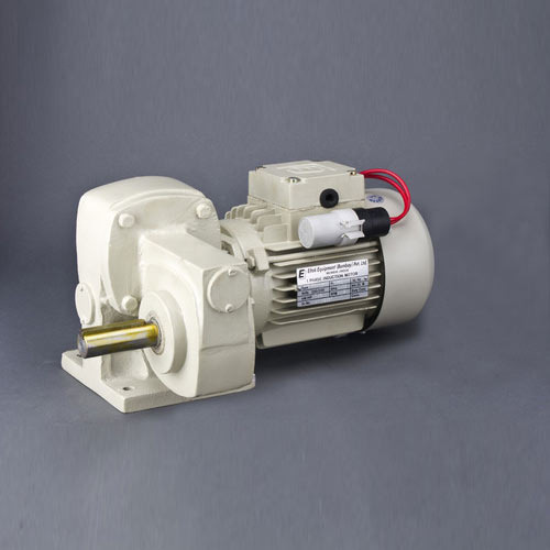 Double Reduction Geared Motor