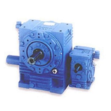 Double Reduction Worm Gear