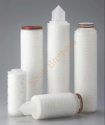 Dust Collector Pleated Cartridges