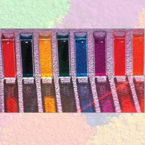 Dyes And Intermediates