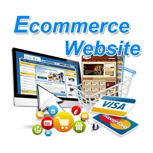 E Commerce Websites Design