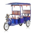 Motor cars and other vehicles principally designed for the transport of persons, with electric motors