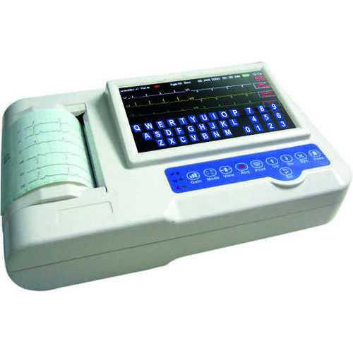 Ecg Machine 3 Channel