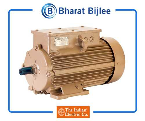 Electric Motor 3 Phases