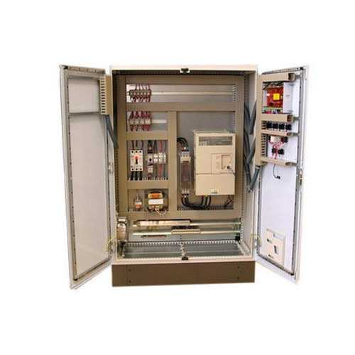 Electrical Service Panel Fabrication