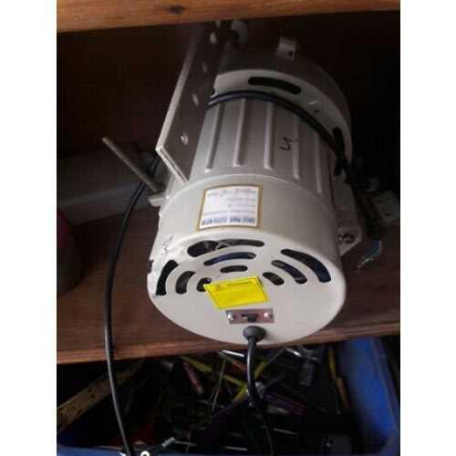 Electrical Sewing Machine Motor