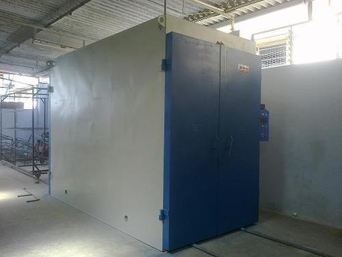 Electrostatic Powder Coating Machines