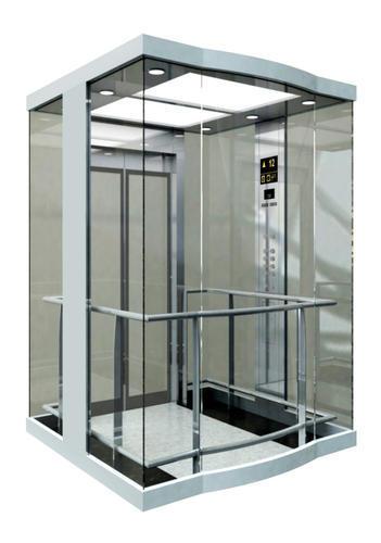 Elevator Glass Cabins