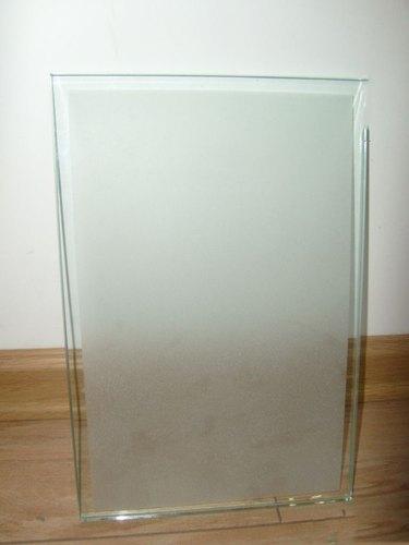 Etched Acid Glass