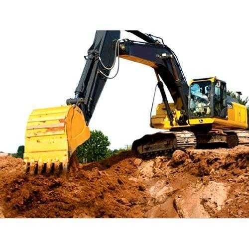 Excavator On Rental