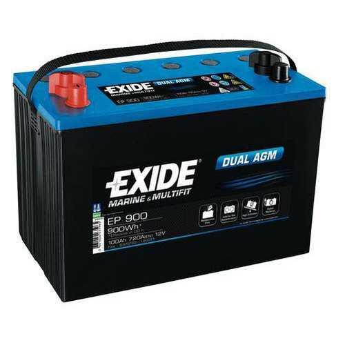 Exide Acide Battery
