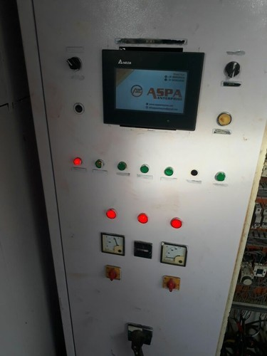 Fabrication Control Panel