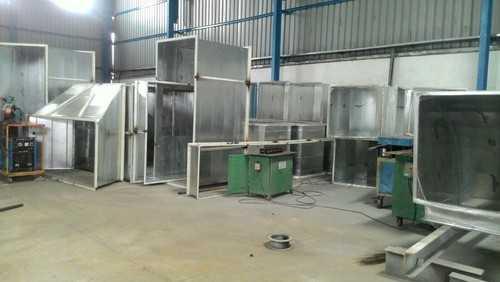 Fabrication Ducting