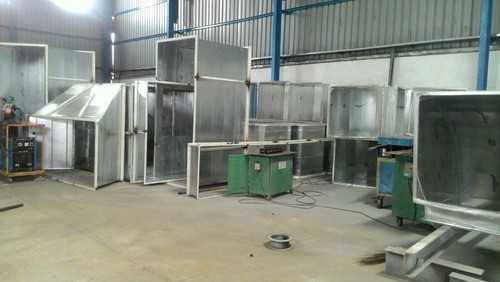 Fabrication Of Ducting