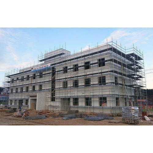 Factory Buildings Construction Service