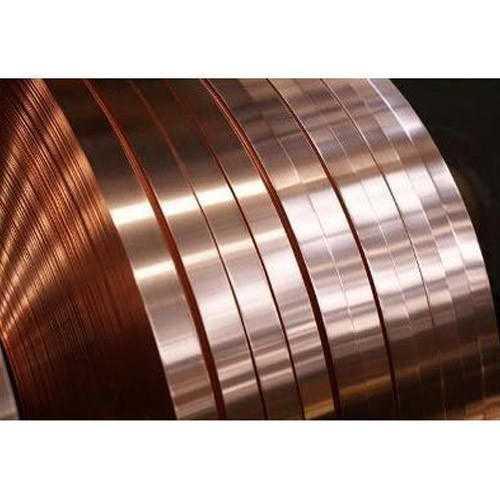 Fibre Glass Covered Copper Strip