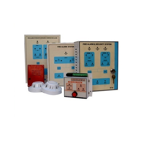 Fire Alarms And Security Systems