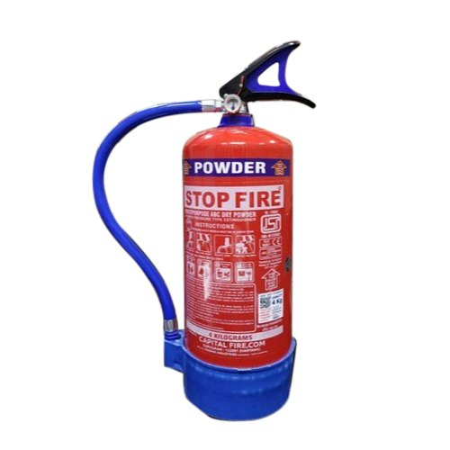 Fire Extinguishers Abc 4kg