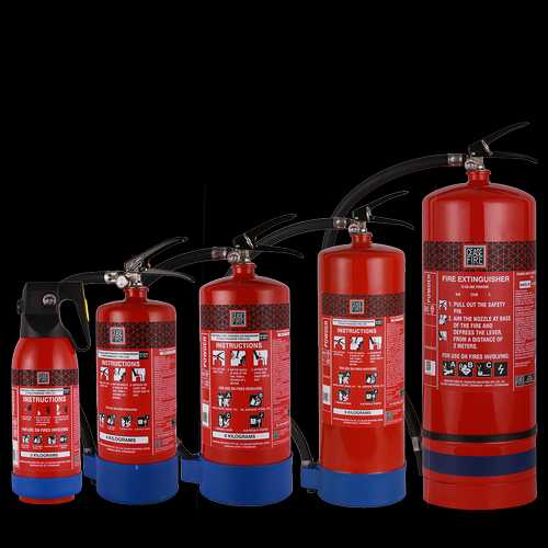 Fire Extinguishers Abc Stored Pressure Dry Powder