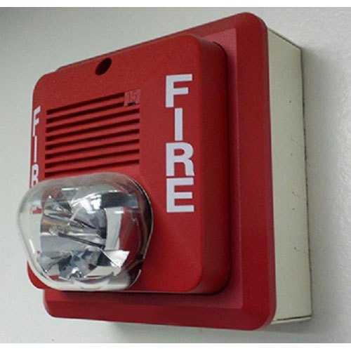 Fire Security Alarms