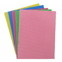 Semi-chemical fluting paper, uncoated, in rolls of a width > 36 cm
