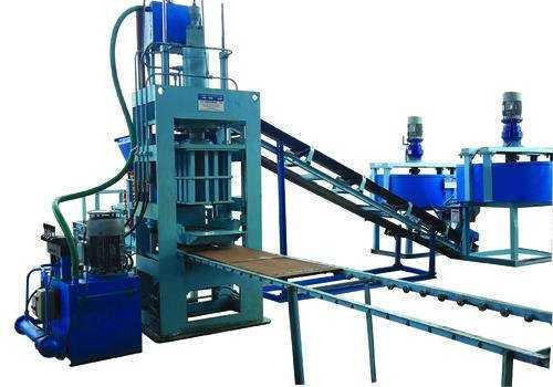 Fly Ash Bricks Press Machine