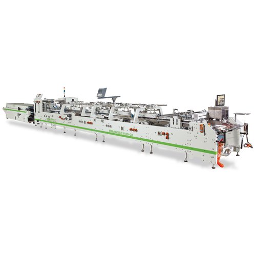 Folding And Gluing Machines