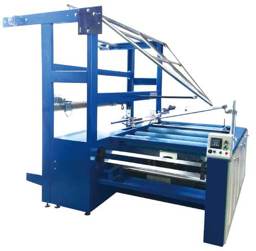 Folding Machine For Fabric