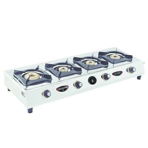 Four Stove Gas Burner